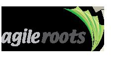 agile roots logo